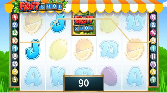 Характеристики слота Fruit Shop 2