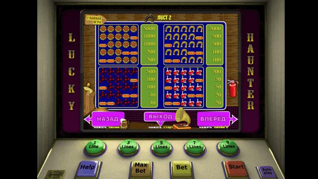 Бонусная игра Lucky Haunter 2